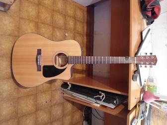 Уникальное фото Музыка, пение Продам электроакустическую гитару, 37687176 в Новосибирске