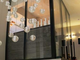 Увидеть foto Ремонт, отделка Стеклянные перегородки из закаленного стекла и триплекса 37751778 в Новосибирске