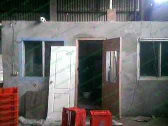 Смотреть foto Аренда нежилых помещений Сдам в аренду отапливаемое складское здание площадью 1300 кв, м, №А2938 37819686 в Новосибирске
