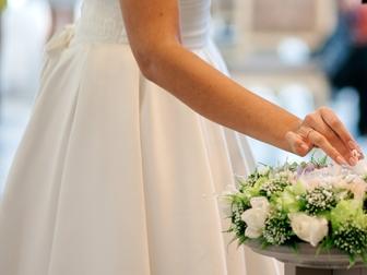 Уникальное изображение Свадебные платья Продам свадебное платье, Без лишних наворотов, страз и бантиков, 37824883 в Новосибирске