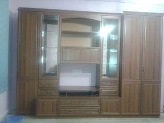 Свежее foto Мебель для гостиной стенка 3 на 2,20 б\у 37901017 в Новосибирске