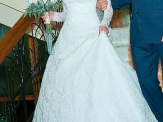Скачать фото  Свадебное платье, 38439692 в Новосибирске