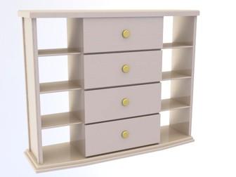 Смотреть foto Мебель для детей Комоды 38728595 в Новосибирске