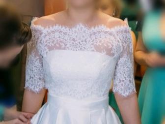 Увидеть изображение  Свадебное платье 38755302 в Новосибирске