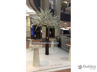 Скачать фотографию Ландшафтный дизайн Искусственные деревья больших размеров 39327567 в Новосибирске