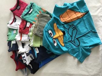 Уникальное изображение  Одежда для мальчика 4-6 лет 67377089 в Новосибирске
