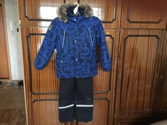Увидеть фотографию  Зимние куртка и штаны Керри для мальчика 68092170 в Новосибирске