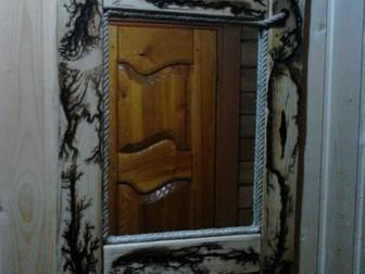 Новое изображение  Деревянные рамки ручной работы для зеркал и картин на заказ 68339664 в Новосибирске