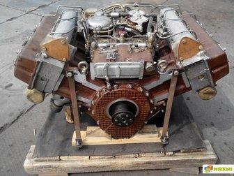 Скачать foto  Дизельный двигатель А-650 с хранения 69359788 в Новосибирске