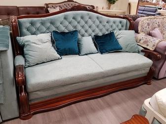 Свежее фотографию Мягкая мебель Продам диван-кровать Юнна-СТМ с короной 69468658 в Новосибирске
