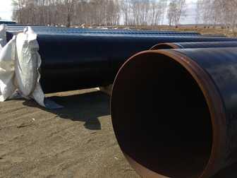 Скачать изображение  Продам трубу лежалую 1420х14; 1220х14 ВУС с сертификатами 69672609 в Новосибирске
