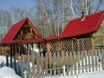 Уникальное изображение  Продам добротную дачу, СНТ «Проектировщик», на берегу реки Мосиха рядом река ИНЯ 69909833 в Новосибирске