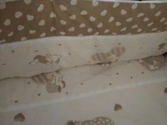 Кровать трансформер с рождения до 10-11 лет,  Комод с тремя ящиками, устанавливается с любой стороны,  Трансформируется в подростковую кровать,  Ложе регулируется в Новосибирске