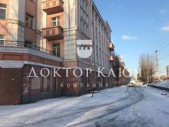 Предлагается в аренду торговое помещение!  Планировка свободная, несущих стен нет, высота потолков первого этажа - 4,20 м, подвала- 2,45 м,   Витринные окна на ул, в Новосибирске