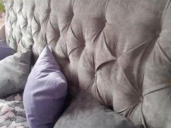 изголовье для кровати 190 см в Новосибирске