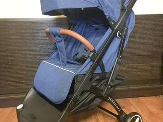 Детская прогулочная коляска Yoya Plus 3, модель 2019 года,  Легкая, маневренная, отлично подходит для путешествий, складывается одной рукой,  Размер спального места в Новосибирске