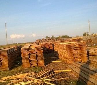 Фотография в Строительство и ремонт Строительные материалы Лиственница пиломатериал от производителя. в Новосибирске 8500