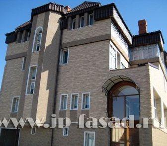 Фото в Строительство и ремонт Строительные материалы Облицовка фасада японской фасадной плиткой в Новосибирске 0