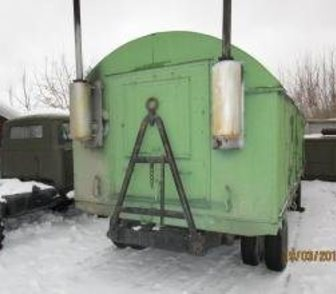 Фото в Электрика Электрика (оборудование) ООО «Звезда Сибири» реализует передвижную в Новосибирске 850000