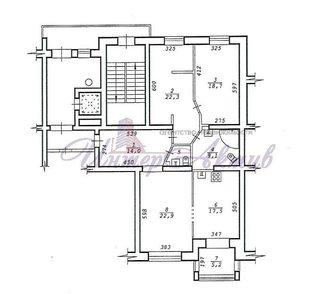 Фотография в Недвижимость Продажа квартир Дом 2001 года постройки. Всего 46 квартир. в Новосибирске 11500000
