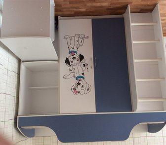 Фото в Мебель и интерьер Мебель для детей Детский уголок фабричного производства в в Новосибирске 10000