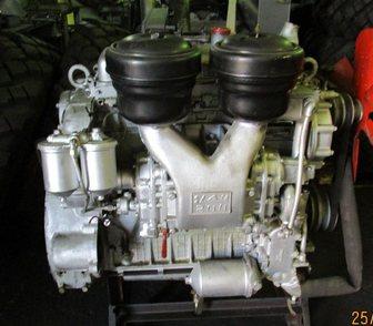 Фото в Авто Автозапчасти Реализуем двигатель ЯАЗ 204Г и насос-форсунки в Новосибирске 120000