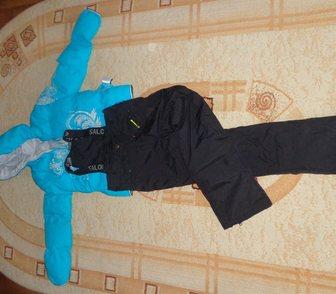 Изображение в Одежда и обувь, аксессуары Спортивная одежда Продам горнолыжный костюм на девочку-подростка в Новосибирске 2500