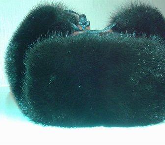 Фото в   Продам шапку норковую в отличном состоянии в Новосибирске 2600