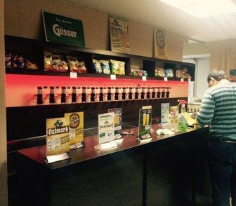 Изображение в   Магазин разливного пива расположен в центре в Новосибирске 400000