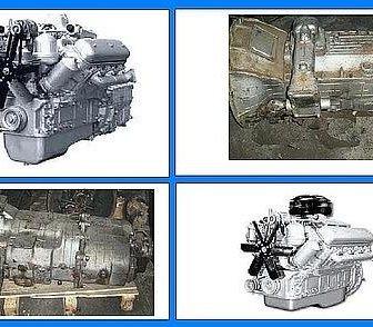 Фото в Авто Автозапчасти ООО «Звезда Сибири» реализует двигатели ЯМЗ-236, в Новосибирске 0