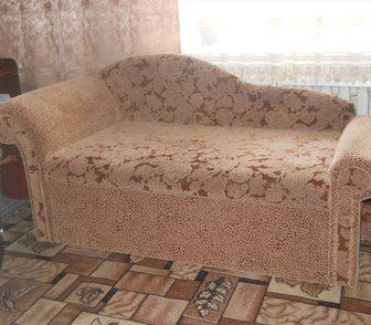Foto в Мебель и интерьер Мягкая мебель Диванчик подростково-взрослый, спальное место в Новосибирске 4000