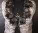 Foto в   Жилеты из натурального меха, длинноворсовой в Новосибирске 18000