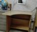 Foto в Мебель и интерьер Мебель для детей Цвет бук, б/у, в отличном состоянии. стол:длина в Новосибирске 0