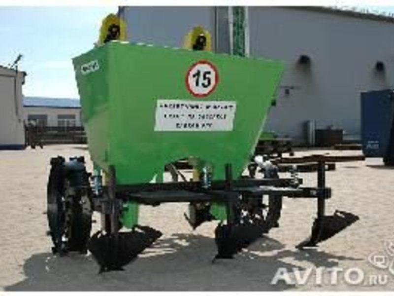 Картофелесажалка для трактора т-40