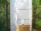 Фото в Мебель и интерьер Мебель для дачи и сада Предлагаем вашему вниманию туалет. В наличии в Новоульяновске 8400