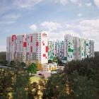 Продается 3 комнатная квартира в ЖК Аленовский парк, располо