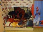 Фото в   Продам детскую мебель Человек паук: кровать в Новом Уренгое 25000