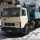 Продается экскаватор планировщик МАЗ 303532 А-1