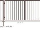 Скачать foto Строительство домов Ворота и калитки от производителя! 37573969 в Одинцово