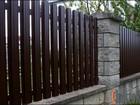 Смотреть фото Строительство домов Штакетник металлический 37574104 в Одинцово