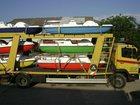 Скачать фото Эвакуатор Продаю автовоз-эвакуатор двух-ярусный на 4 авто 33897864 в Симферополь