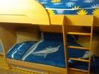 Смотреть фотографию Мебель для детей Двухъярусная кровать, 38733580 в Октябрьском