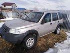 Land Rover Freelander 2.5AT, 2001, 210000км