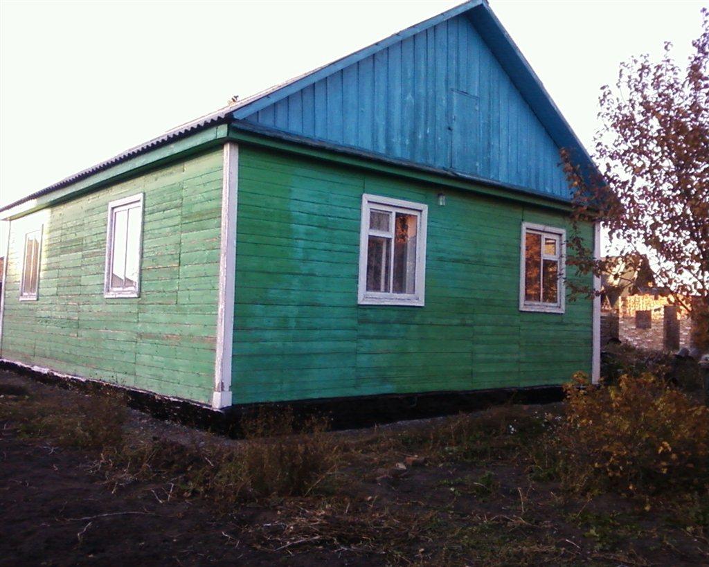 Дома на продажу в омске
