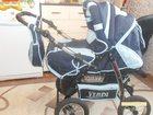 Фотография в Для детей Детские коляски Продам коляску трансформер, Verdi (Польша). в Омске 4000