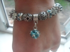 Увидеть изображение Ювелирные изделия и украшения продам браслет с шармами 36522916 в Омске