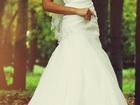 Уникальное foto Женская одежда Дизайнерское свадебное платье в идеальном состоянии 37805152 в Омске