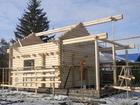 Увидеть foto Строительство домов Изготовим сруб по Вашим размерам 37878035 в Омске