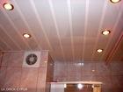 Фото в Строительство и ремонт Ремонт, отделка Монтаж потолков ПВХ панели - от 280 р м2 в Омске 100