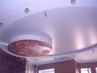 Новое изображение Ремонт, отделка Натяжные потолки сатиновые бесшовные 40002188 в Омске